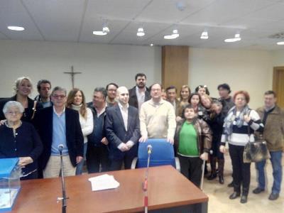 Nueva Ejecutiva de UP Cáceres
