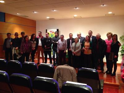 Nueva Ejecutiva de UP Burgos-Soria