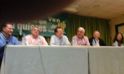 Nueva Ejecutiva de UP Huelva