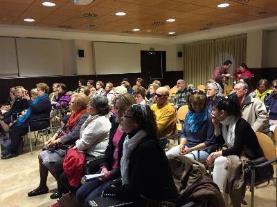 Día de la Mujer Toledo Cuenca y Guadalajara