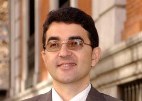 Andrés Ramos, Secretario General de UP