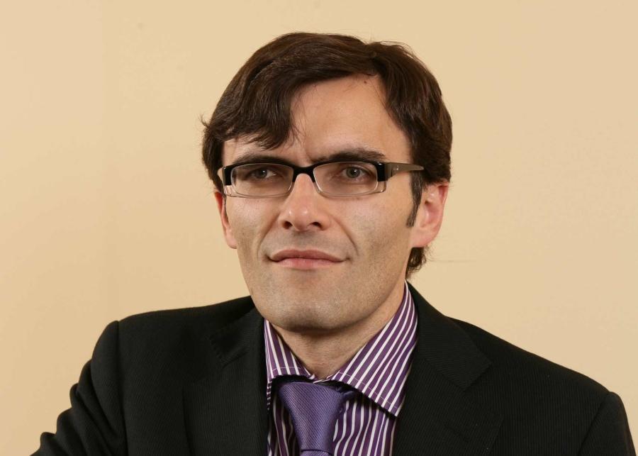 Alberto Durán, Vicepresidente Ejecutivo de Fundación ONCE