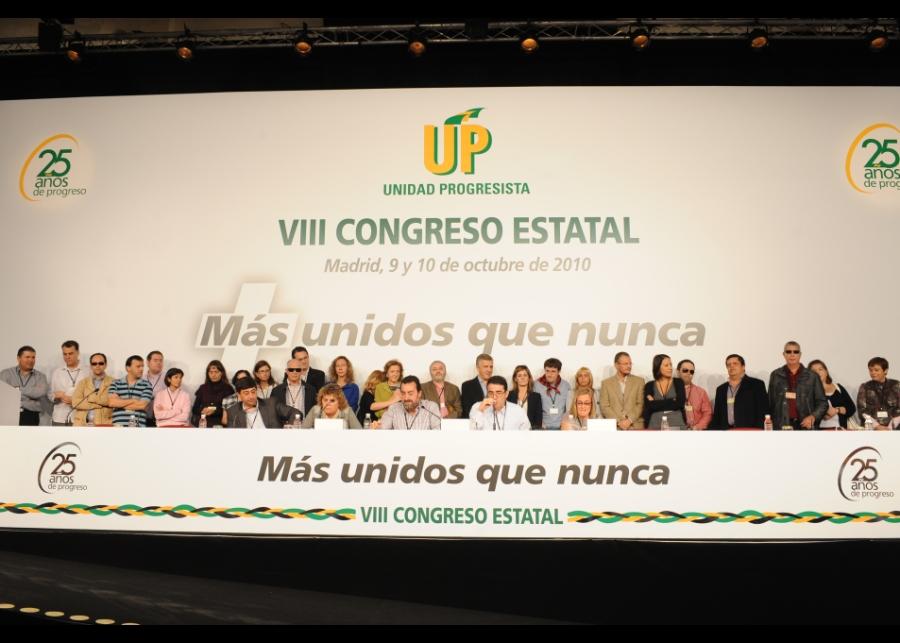 Nueva Ejecutiva Estatal de UP