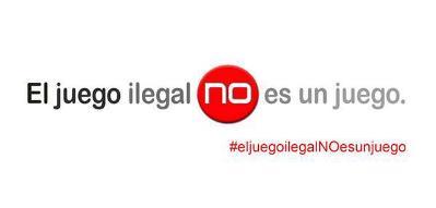 El juego ilegal no es un juego