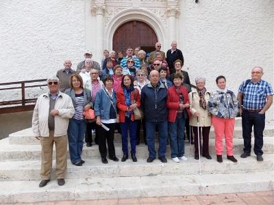 Foto de familia SUPPO Alicante, delante del Santuario de Nuestra Señora de las Virtudes.jpeg