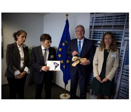 Cooperación al desarrollo Bruselas