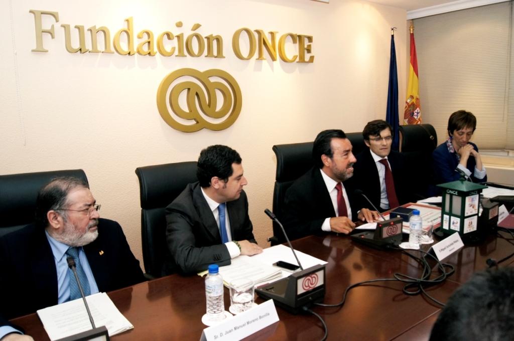 Patronato Fundación ONCE