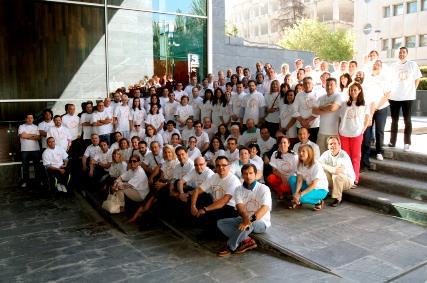 Foto de familia Jornada RRHH y Comercial Fundosa CEOSA