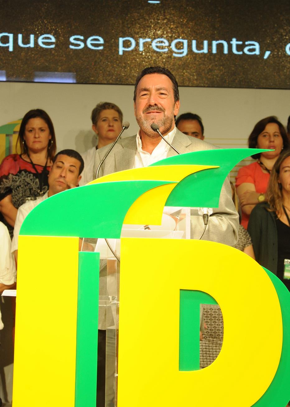 Miguel Carballeda, Presidente de UP y del Grupo Social ONCE
