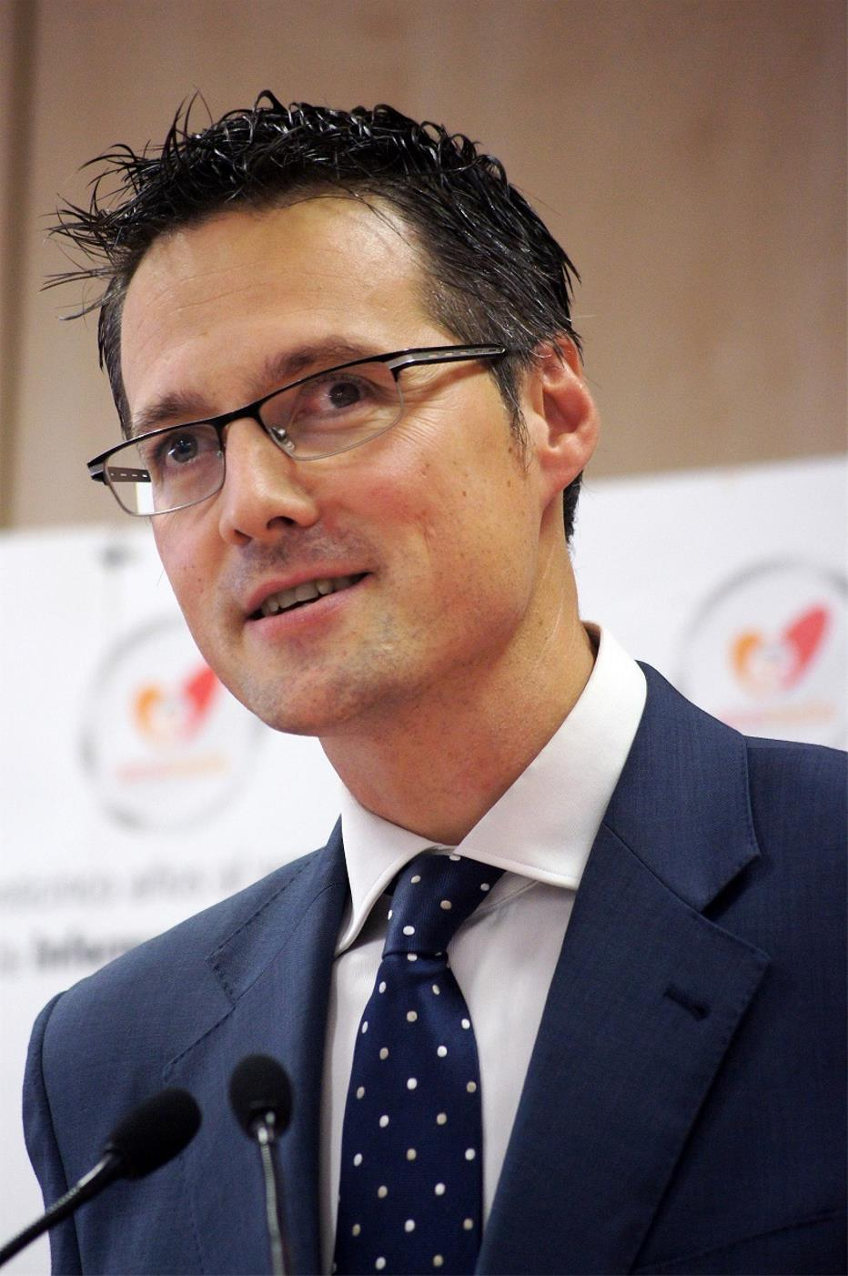 Fernando Riaño, Vicepresidente 1º de la Unión Mundial de Ciegos (UMC)