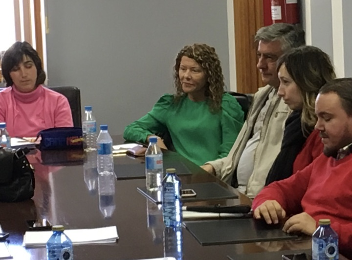Simpatizantes UP Vigo - Pontevedra
