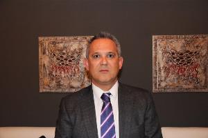 Angel Luis GÓMEZ. Presidente de la Federación Española de Deportes para Ciegos (FEDC),
