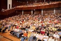 Imagenes de archivo Conviencias UP Roquetas Asistentes Asamblea