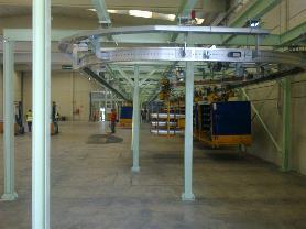 Tunel General de Producción de Ford