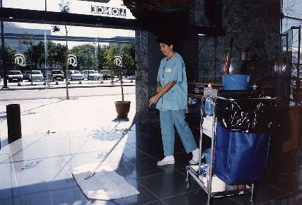 Limpieza Hospital de Fuenlabrada