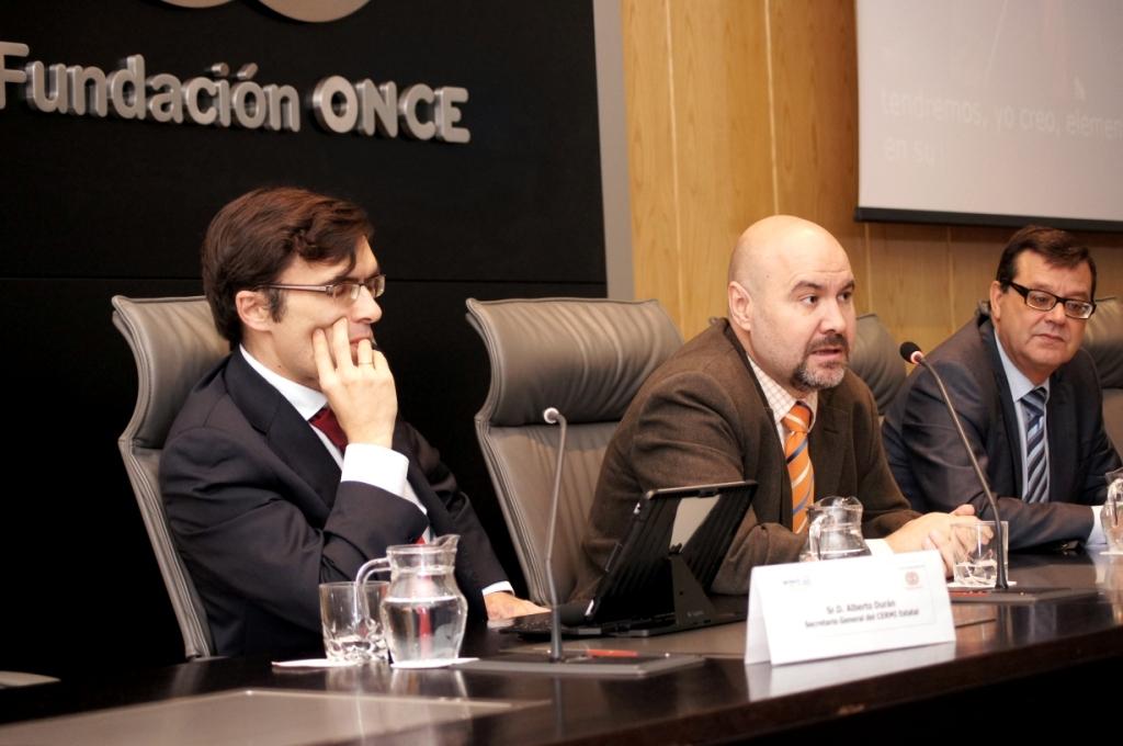 Alberto Durán Luis Cayo y Jose Luis Martínez