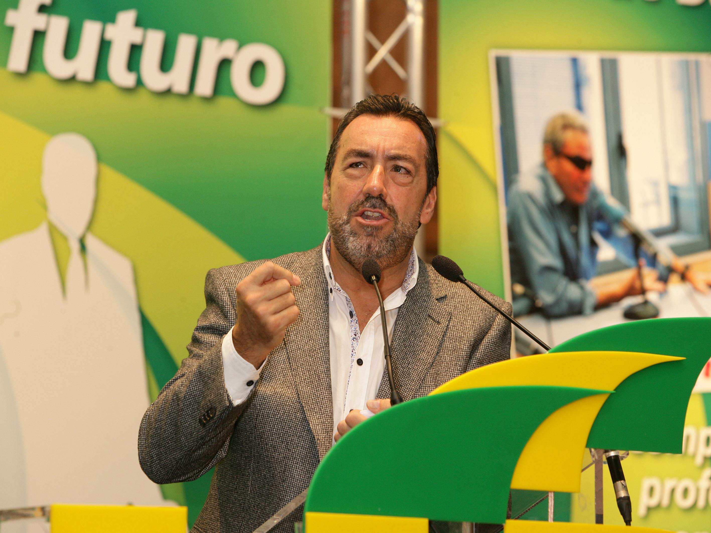 Miguel Carballeda Asamblea Convivencias UP en Calpe