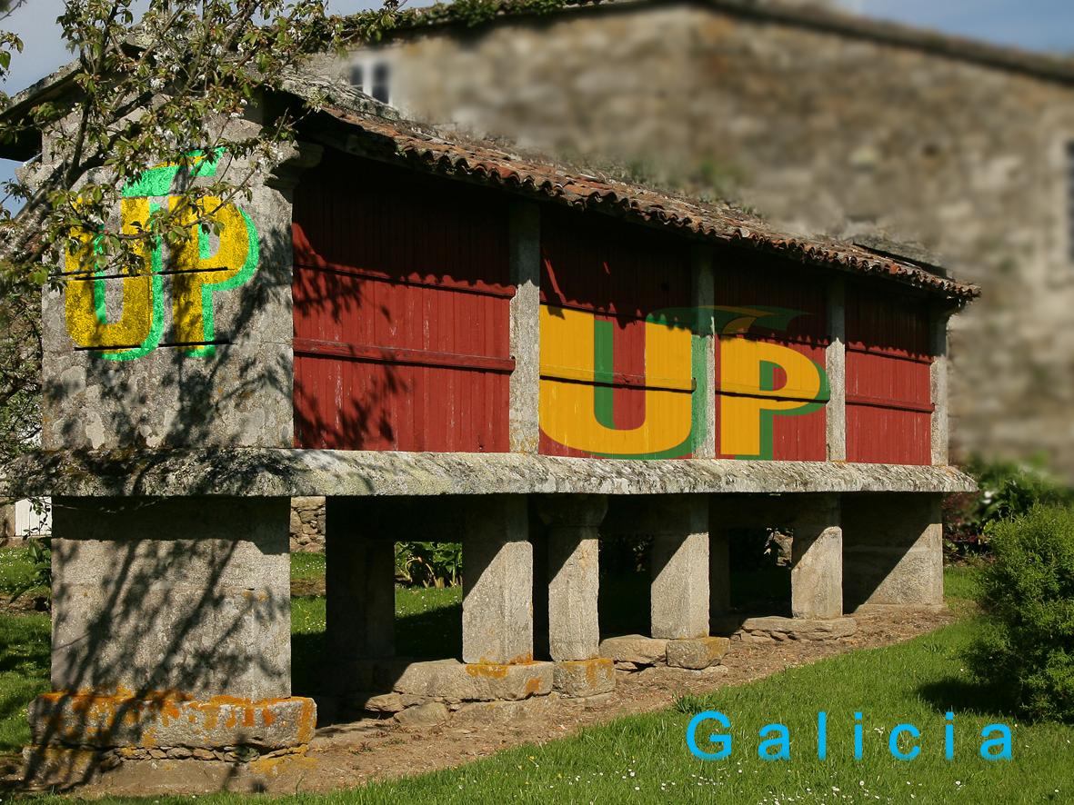 horreo up galicia