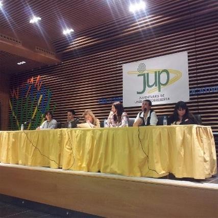 Coordinadora Estatal de JUP