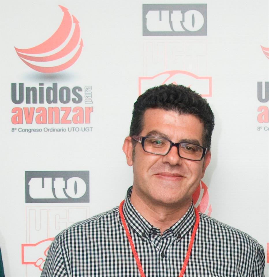 Diego Sayago, Sercetario General UTO-UGT