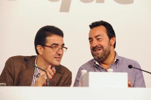 Andres y Miguel