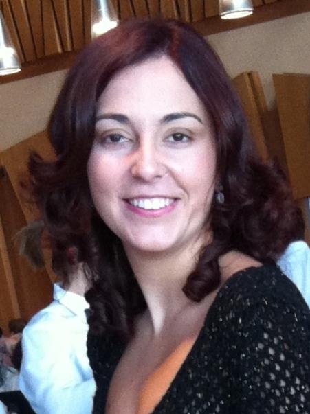 Nuria García SG Adjunta de Organización UP Málaga-Melilla