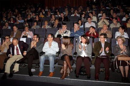 Acto Comite Territorial de UP Pais Vasco