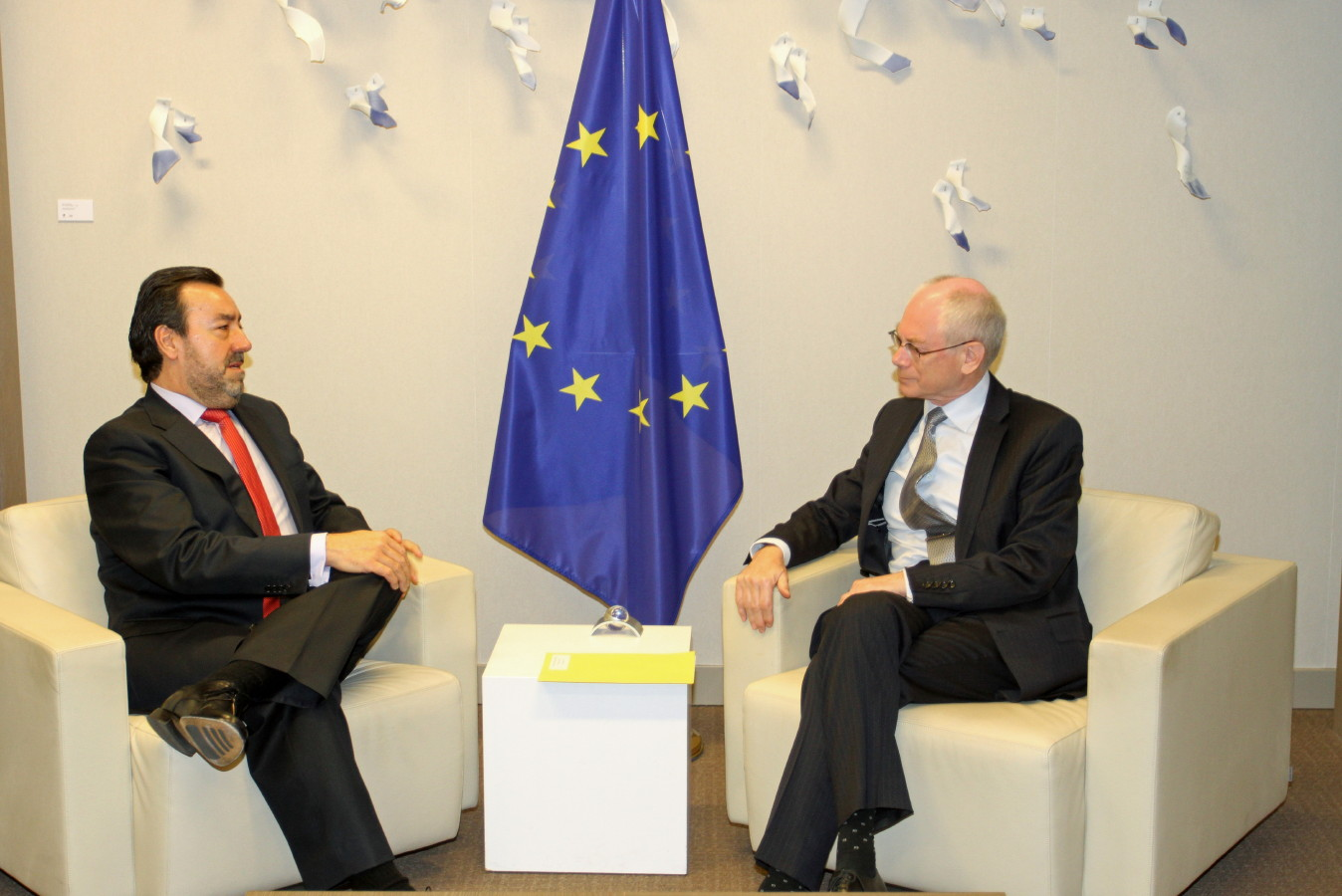 Van Rompuy Pte. Consejo Europeo