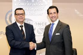 Jose Luis Martinez F. ONCE- Antonio Lopez Segittur