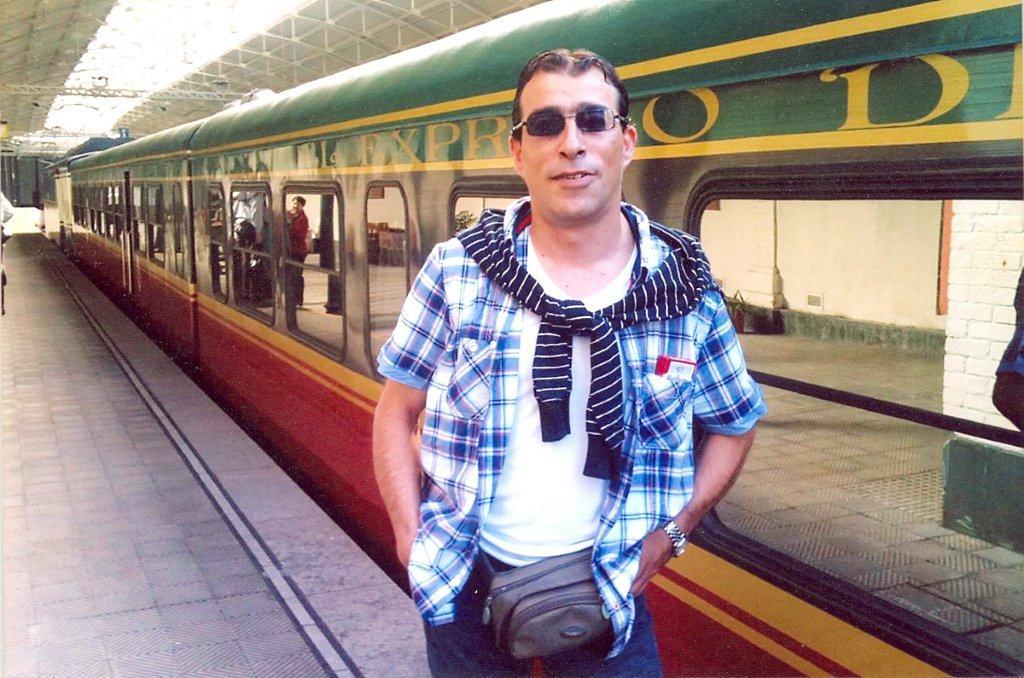 ALEX simpatizante Agrupación UP Valladolid Palencia y Segovia