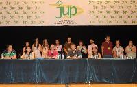 Coordinadora Estatal Constituyente X Asamblea con Paco Gallego nuevo SG de JUP