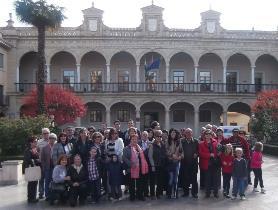 Grupo UP Granada en Gaudix