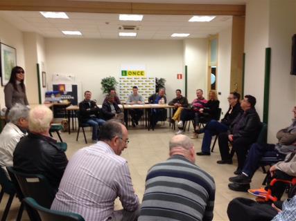 Reunión Grupo de Simpatizantes Albacete