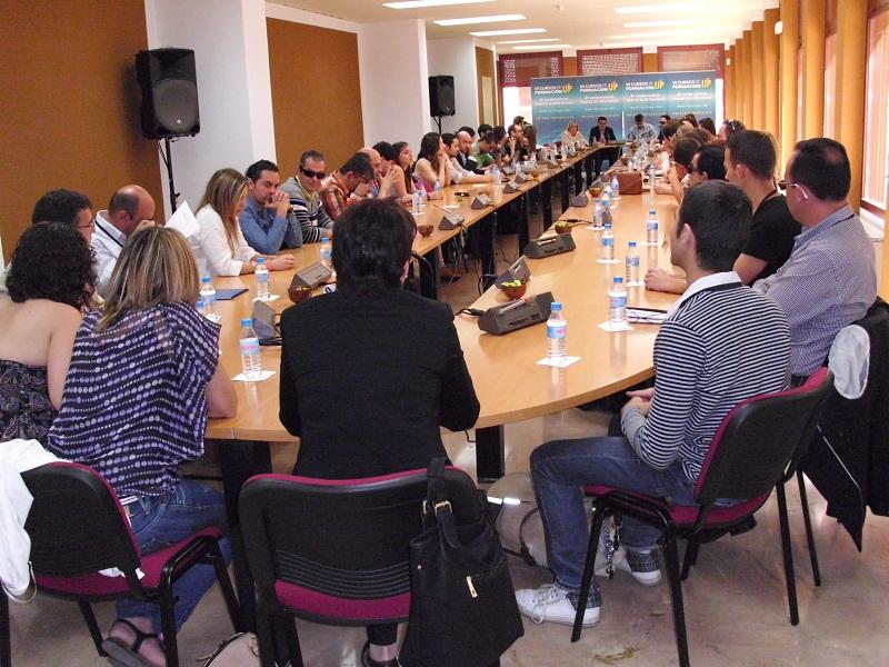 Fase Central VI Cursos Formación UP Imagen Grupo