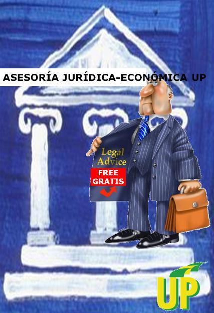 Asesoría Jurídica y Económica de UP