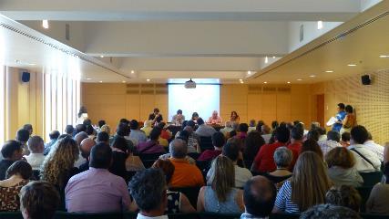 Plenario VII convenció UP Catalunya